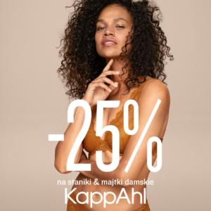 KAPPAHL: bielizna damska -25%