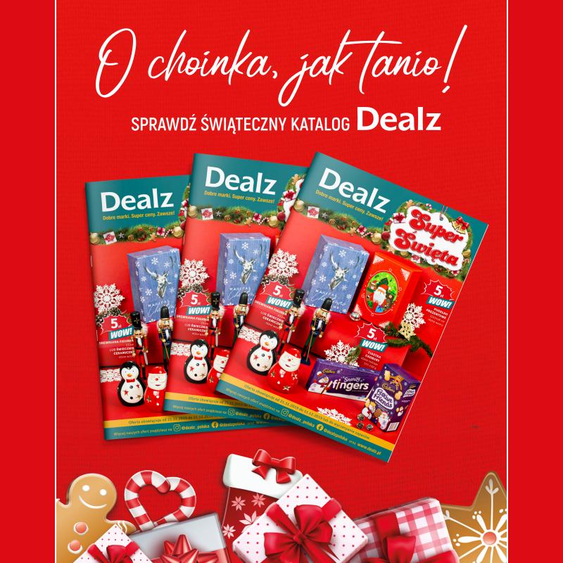 DEALZ: świąteczny katalog