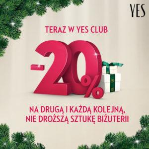 YES: świąteczna promocja