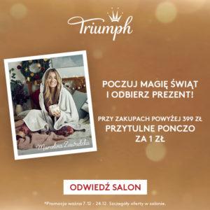 TRIUMPH: poczuj magię Świąt