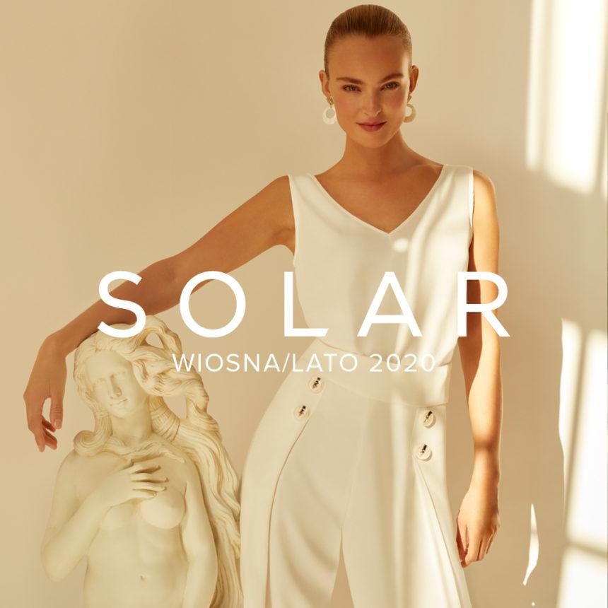 SOLAR: mariaż mody ze sztuką