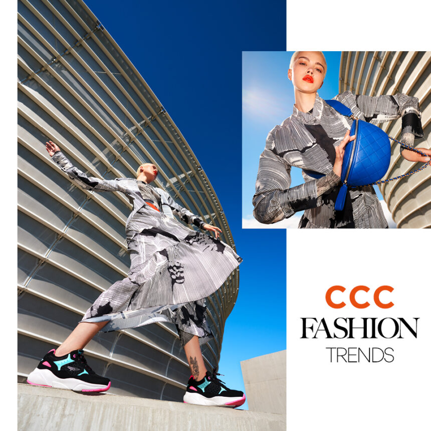 Wiosenne trendy w CCC