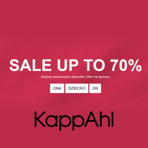 KAPPAHL: sale do -70%