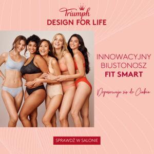 TRIUMPH: kolekcja Fit Smart