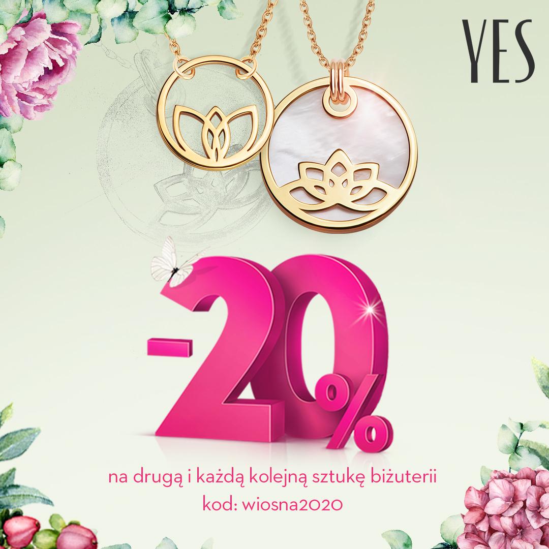 Wiosenna promocja na YES.pl!