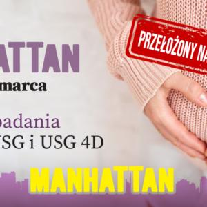 Mama i Manhattan – Bezpłatne badania USG i USG 4D
