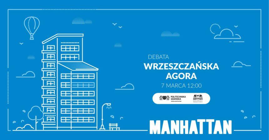 """Debata """"Wrzeszczańska Agora"""" – Wystawa prac studenckich"""