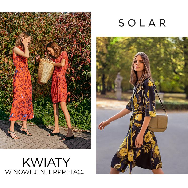 SOLAR: kwiaty w nowej interpretacji