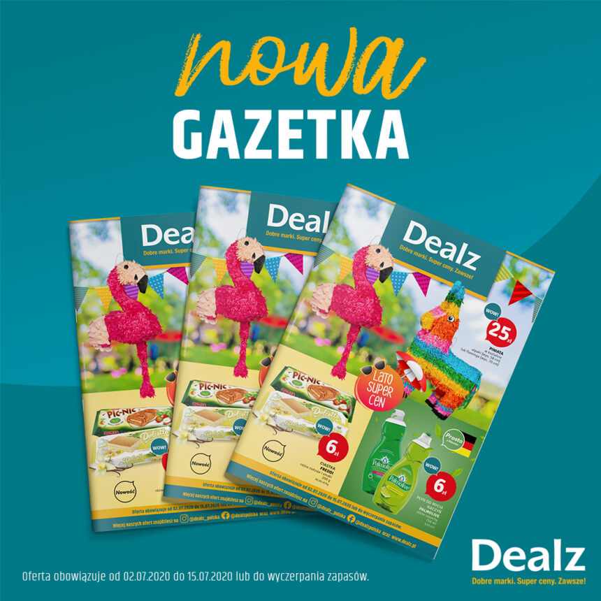 DEALZ: nowa gazetka