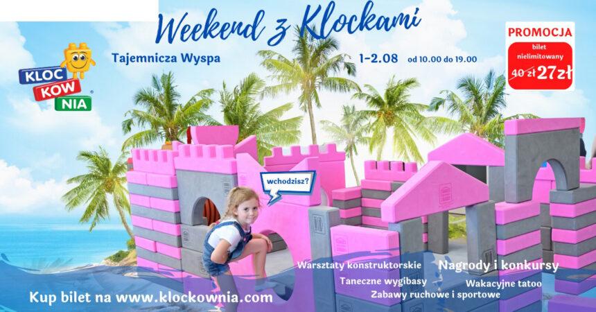 KLOCKOWNIA: weekend z klockami!