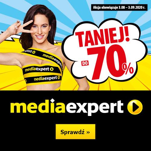 MEDIA EXPERT: taniej do -70%