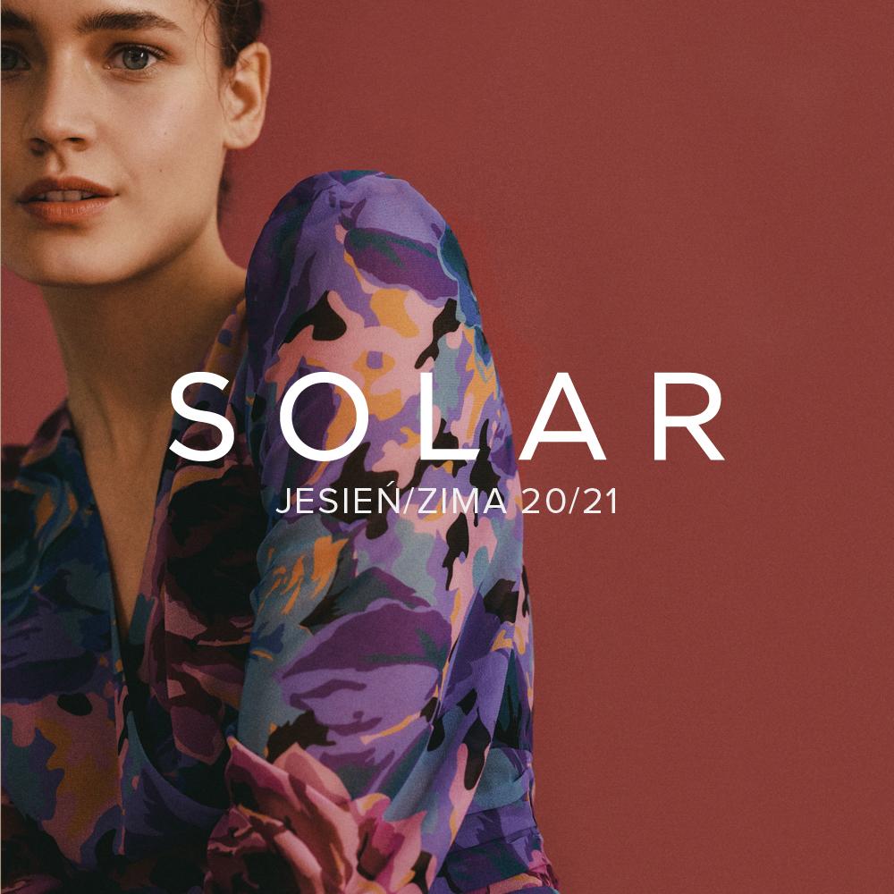 SOLAR: kolekcje Nowe Retro i Impresje