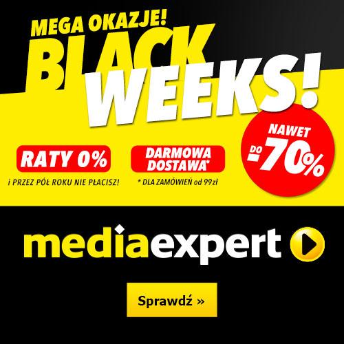 MEDIA EXPERT: black weeks
