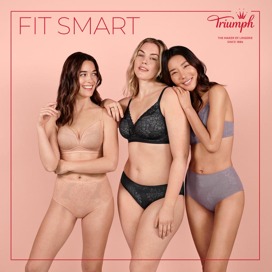 TRIUMPH: fit smart – nowość