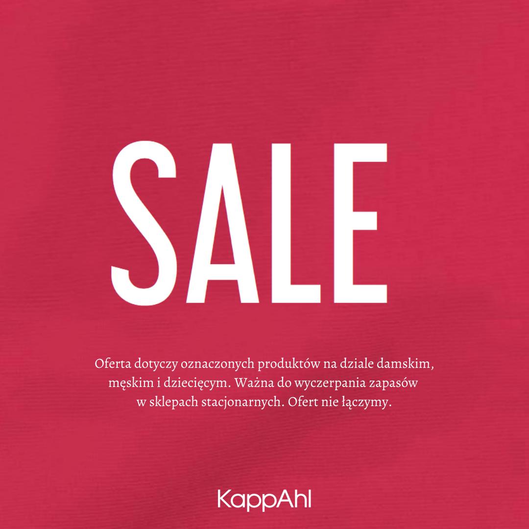 KAPPAHL: winter sale