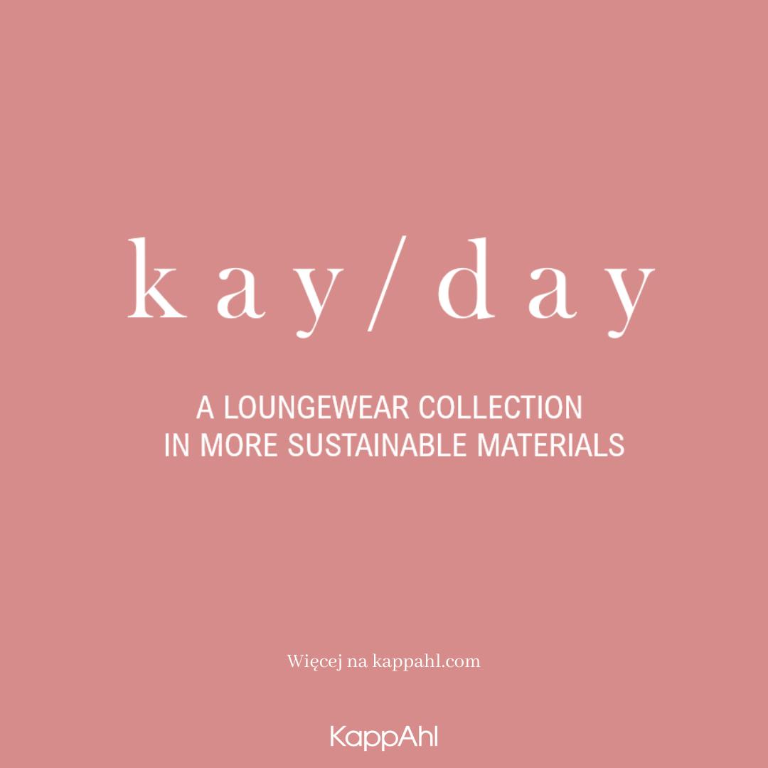 KAPPAHL: kolekcja kay/day