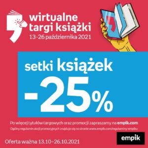 EMPIK: wirtualne targi książki