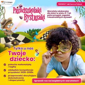ProfiLingua: warsztaty Przedszkolaki Bystrzaki
