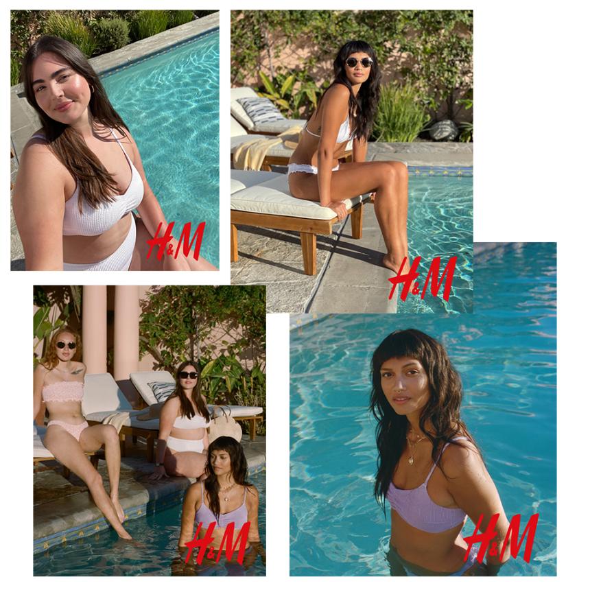 H&M: ciepło, cieplej, bikini!