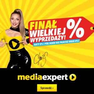 MEDIA EXPERT: finał wielkiej wyprzedaży