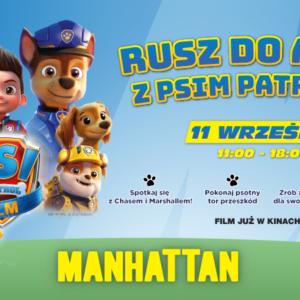 Psi Patrol w Manhattanie!