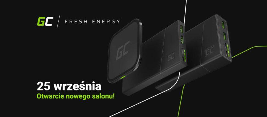 GREEN CELL – nowy salon już wkrótce