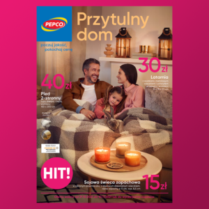 PEPCO: przytulny dom – gazetka