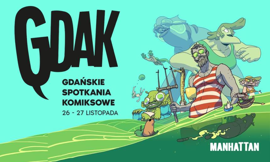 Gdańskie Spotkania Komiksowe GDAK 2021