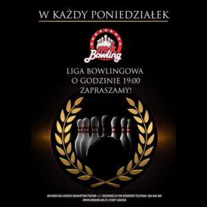 MK BOWLING: loga bowlingowa